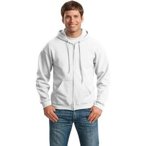Hanes Men's Ultimate Cotton Heavyweight Pullover Hoodie Shirt Jacket #F170
