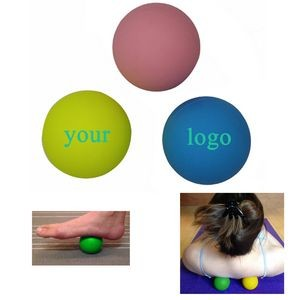 Gym Relax Exercise Soft Fitness Silicone Yoga Massage Ball