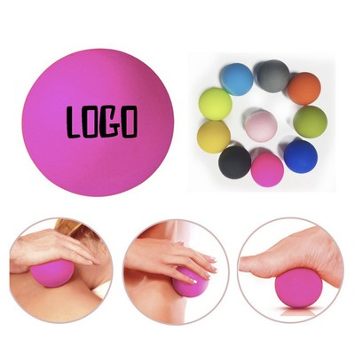 Fitness Silicone Massage Ball